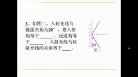 華師大版科學八下2.1《探究光反射的規律》課堂教學視頻實錄-潘超群