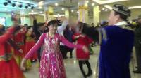 00041金张掖最美新疆舞团赴西安联谊