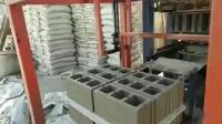 智能砖机,砖厂实用型小型水泥砖机26型,花钱少见效快!