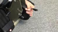 驰尚划船器绳子安装视频