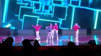 舞蹈串烧《动感地带》在金安区素质教育提升工程表彰会上展演