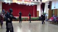 金娜团队学员表演