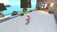 罗宾·迪特伦和莫莉一起逃走了玩具英雄游戏