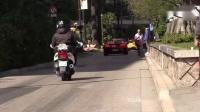 限量版本田NSX摩纳哥大街首次亮相暴走