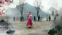 重庆春苗广场舞《爱琴海》编舞:春英老师,演示:春苗
