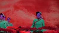 """舞蹈《中国美》华店文化礼堂队虞芬芳等,徐贺民录制。2019.1.18单良文化礼堂""""我们的村晚"""""""