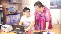 大鹏在电脑上偷看波多野结衣被老婆发现,不承认还说自己在练钢琴