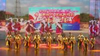 《裙舞飞扬》舞蹈队相聚2019年牟平春晚《爱我中华》