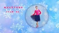 雨夜广场舞《飘雪的季节更想你》-_标清