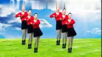 经典2019_今年超火的广场舞《一晃就老了》鸭子摇摆16步,不用学就会跳