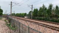 T78次 SS80175 通过沪昆线K146KM斜桥师古桥