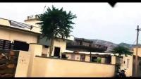 真实的拉贾斯坦风光_蓝天白云也不错呢