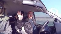 Vlog 零下30度的水库上练漂移@哈尔滨