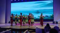 蚌埠女企协2019年会折扇《东方神韵》