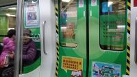 南宁地铁1号线火车东站方向 南职院——火车站