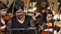 """意大利女中音Annarita Gemmabella voce solista'Le canzoni dei ricordi"""", R. de Banfield -"""
