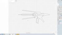 moi3d自由设计大师设计案例学习 (17)