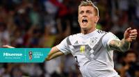 2018世界杯精彩回顾-日耳曼战车VS北欧海盗