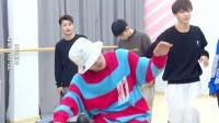 以团新生冲鸭 舞蹈组搞笑对决 奶茶羽泽大跳女团舞(下集)
