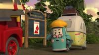 变形警车:小娟听完坎普给大家起的外号很是搞笑呢