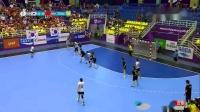 手球集锦 18年亚运会女子手球韩国VS中国
