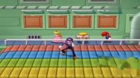 马里奥家的跨栏也与众不同,游戏马里奥派对四人竞技模式