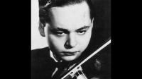 Michael Rabin plays Sarasate Zigeunerweizen  Op20 Rec 1962