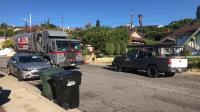 Athens Service Diesel Peterbilt Amrep Garbage Truck