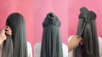 奔三奔四的女人春节扎什么发型?这款发型扎上超美