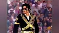 迈克尔杰克逊1993年超级碗表演,总统都被震撼了