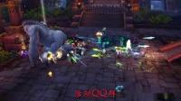 《魔兽世界》主播活动集锦:2月2日魔兽主播活动 达萨罗之战(联盟)