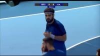 手球比赛 克罗地亚vs意大利 国际友谊赛 2019-01-05