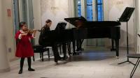 林佑澜七岁小提琴钢琴合奏西西里和利戈顿舞曲Sicilienne and Rigaudon