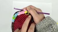 (上集)材料包-拖鞋教程方法1一种线钩法