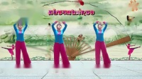阳光美梅原创广场舞【如果有一天我们都老了】优美形体舞附背面演示-演唱 - 祁隆-_标清