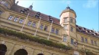 派克 欧洲冬季之旅 Day-02 德国 哈尔堡城堡Harburg Castle 美女与野兽之城真实版 罗腾堡Rothenburg