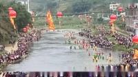 漳州市平和县国强乡埔美甲二零一九年正月十一日传承了几百年的文化习俗(走水尪)