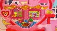 粉红猪小妹可以变色的厨房玩具