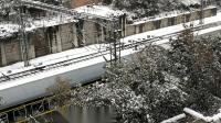 【2019.2.9】上局合段DF11 0022牵引T221次(合肥~广州东)出合肥站