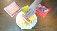 3元一根的火腿,曾经吃的那么香,看了这个视频你还敢吃吗?