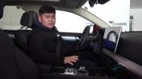 实拍车:国产纯电车强势出击 抢先静态体验唐EV600