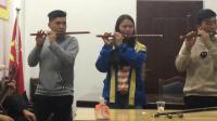 2019惠来隆江西塘村青年潮乐队