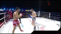 刚出道的吴雪松有多猛能打能踢迷踪拳将外国拳王直接打崩!
