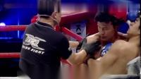 """""""干越骁龙""""吴雪松一力降十会对上日本拳王!重拳奇出终KO对手!"""