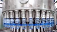 辉河机械24000BPH吹灌旋瓶装水线展示