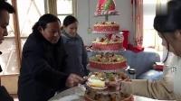 回娘家给爸爸过寿,金毛狗狗偷摸吃蛋糕被责骂后,像一个成精的狗