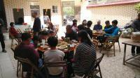 年初二外家人来吃中午饭20190206_125234