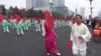 2019年元宵节包头市昆区街头民间文艺调演