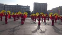 2019年鸡东县元宵节秧歌汇演教育局代表队精彩展演