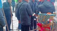 甘肃省平凉市崆峒区四十里铺镇瑶峰头村社火队